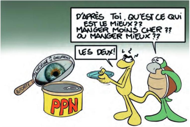 """"""" Les PPN """" vu par Munoz"""