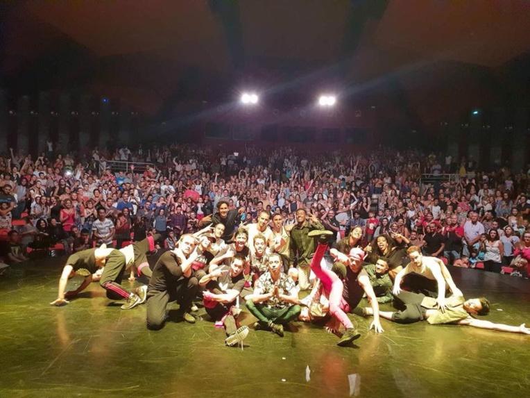 Breakdance en accès libre demain soir à To'ata