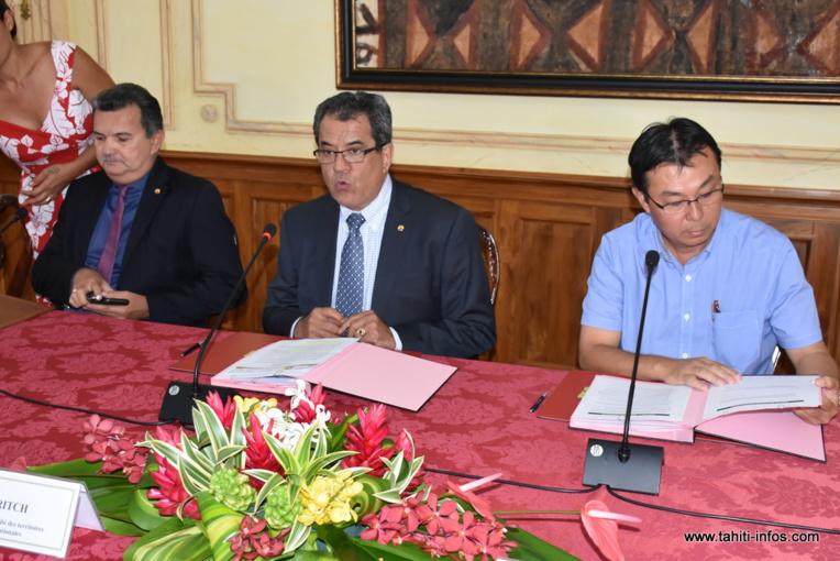 La convention qui change la donne du transport en commun à Tahiti