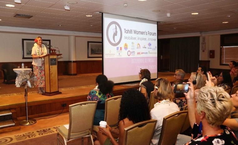 Le leadership des femmes d'entreprise mis en avant pendant deux jours