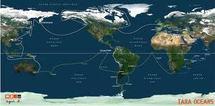 """""""Tara-Océans"""": les canaux de Patagonie dans le sillage de Darwin"""