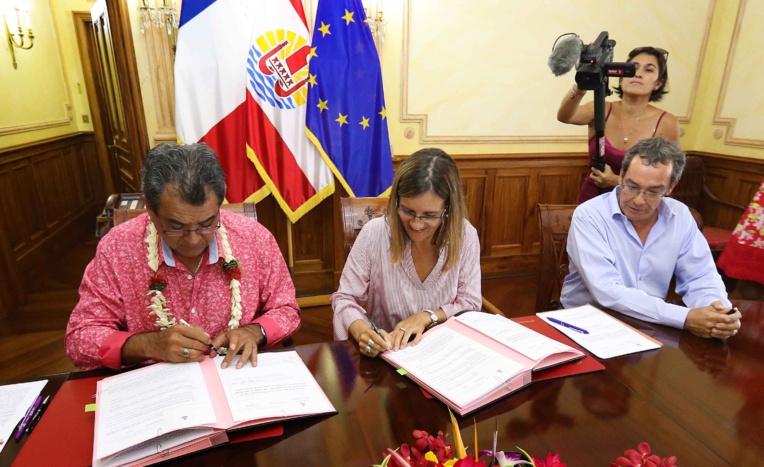 Nucléaire : une étude pour retracer l'histoire des essais en Polynésie