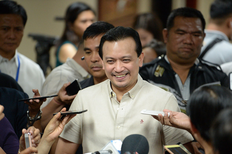Philippines : un juge rejette l'ordre présidentiel d'arrestation d'un opposant