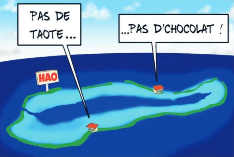 """ Pas de Taote à Hao "" par Munoz"