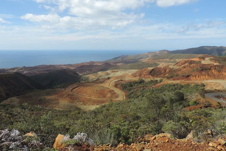 N-Calédonie: réouverture de mines de la SLN (Eramet) bloquées depuis le 6 août