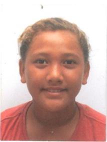 Appel à témoins pour retrouver Tiniatua, 13 ans