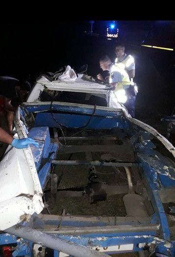 Trois morts dans un accident de la route à Papara