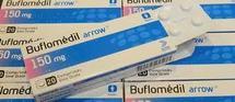 Médicaments: la commercialisation du buflomédil officiellement suspendue