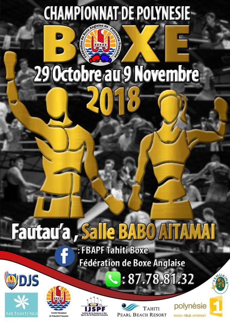 Venez nombreux soutenir nos jeunes à Fautaua