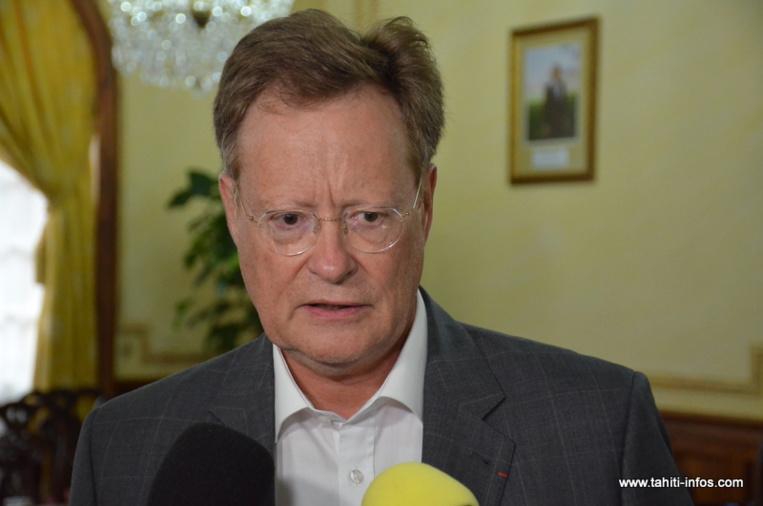 """René Bidal : """"Nous allons à nouveau renforcer les contrôles durant le week-end et la nuit"""""""