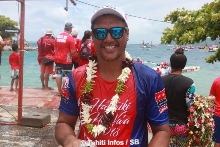 Conrad Van Bastolaer du team Tohivea