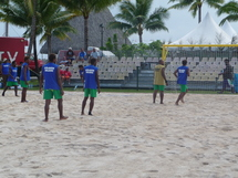 Beach Soccer: les qualifications de la coupe du monde 2011démarrent mercredi