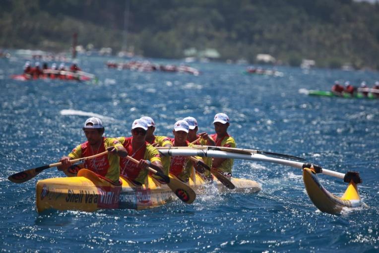 Hawaiki Nui: Shell Va'a remporte la 3e étape entre Taha'a et Bora Bora