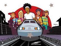 """""""Dégage de la voie ferrée"""", rap sur le web pour toucher les adolescents"""
