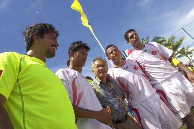 Beach Soccer: Tahiti remporte Une Victoire à l'arraché!