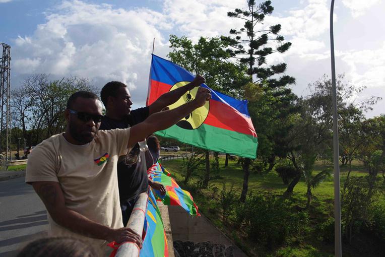 La Nouvelle-Calédonie reste française... et indépendantiste