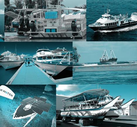 L'avenir des transports en commun se joue-t-il sur l'eau ?
