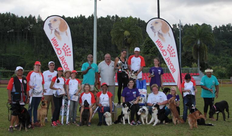 Éducation canine : les conseils de la championne de Polynésie