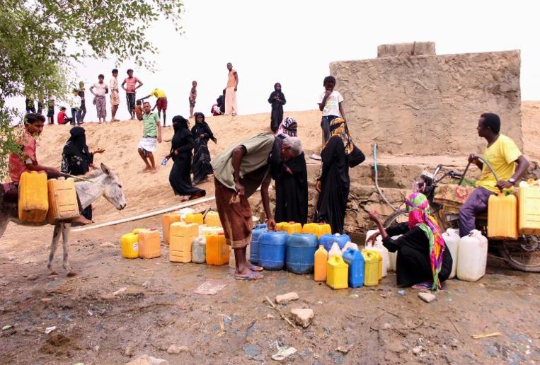 Vives inquiétudes au Yémen pour les civils de Hodeida