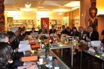 Ouverture à Nouméa du forum UE-pays et territoires d'outre-mer