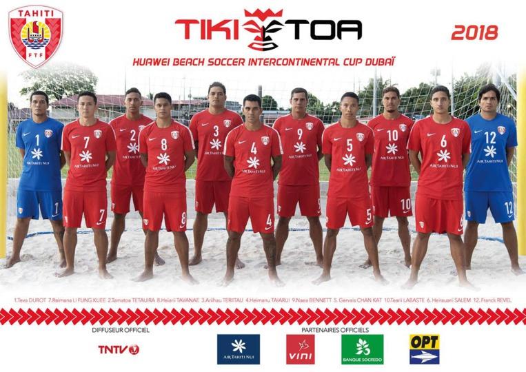 """Les Tiki Toa """"nouvelle formule"""""""