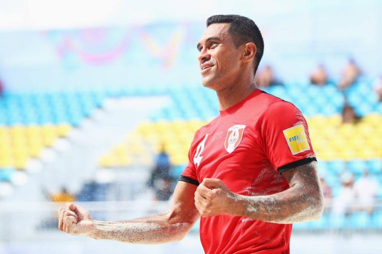 Heimanu Taiarui a marqué le premier but tahitien