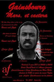Vanuatu rendra hommage à Gainsbourg… à sa façon