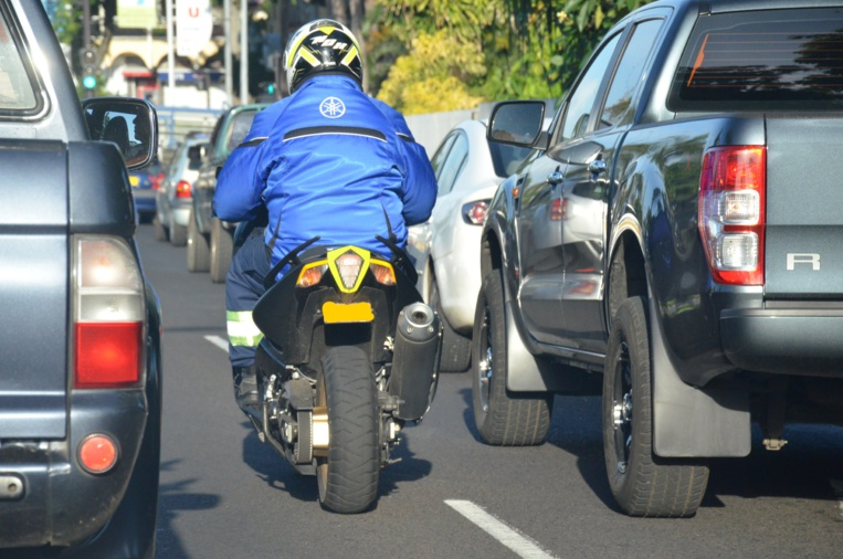 """En 2013 la CPS dénombrait 367 accidents de trajet, contre 450 en 2017. """"La grande majorité de ces accidents concerne des deux roues"""", note Yvonnick Raffin, directeur général de la CPS."""