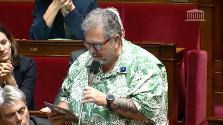 """Concession de gestion de Tahiti-Faa'a : le député Brotherson plaide pour les """"acteurs locaux"""""""