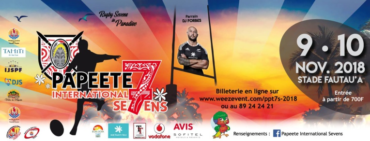 Rugby à 7 - Papeete International Sevens : C'est ce week-end !