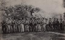 Une exposition à la présidence consacrée aux Poilus tahitiens