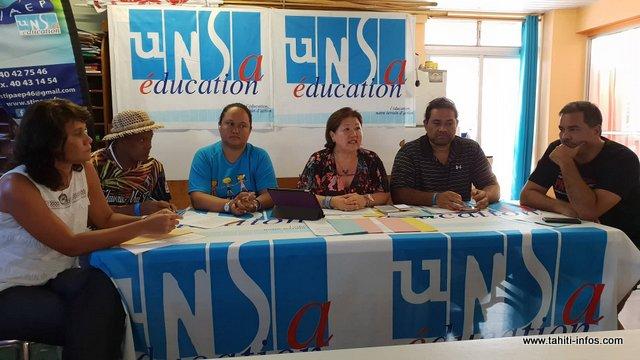 La fédération Unsa Éducation au fenua appelle à une cessation d'activité lundi prochain dans tous les établissements scolaires de Polynésie.