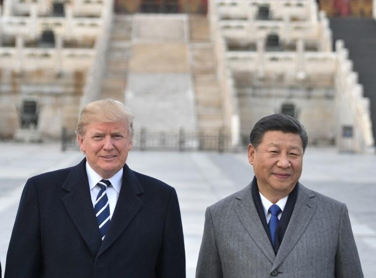 A couteaux tirés, Etats-Unis et Chine se rencontrent en quête d'apaisement