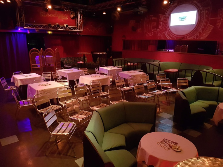 Le Teata comedy club, nouvelle scène polynésienne