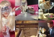 GB: Lady Gaga menace de poursuivre un fabricant de glaces au lait maternel