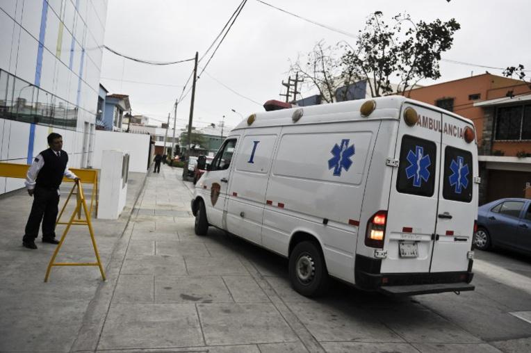Pérou: chute du bus d'une équipe de foot juvénile, sept morts