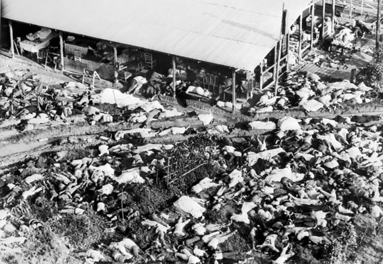 Il y a 40 ans, l'apocalypse dans la jungle guyanaise