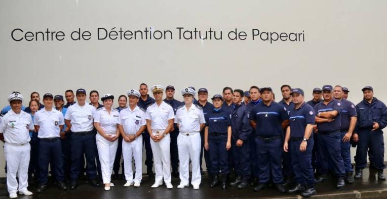 Daniel Willemot, nouveau directeur du centre pénitentiaire de Tatutu