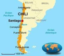 Le Chili va évacuer les zones inondables de son littoral