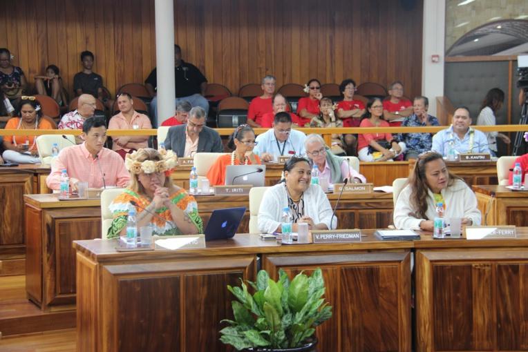 Le Tahoera'a veut travailler sur le statut de pays associé avec l'Etat