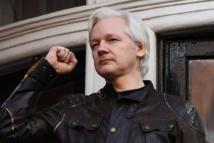 Julian Assange inculpé aux Etats-Unis mais défendu par les associations