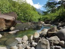 Une femme se noie dans la rivière Mahateaho