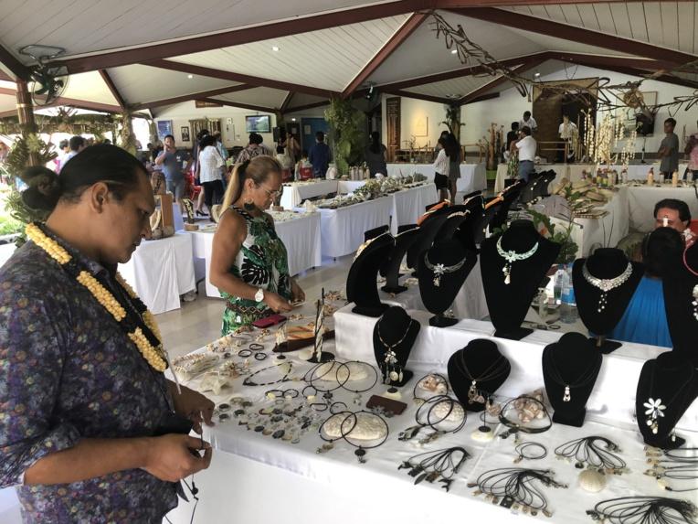 Le savoir-faire des artisans de l'archipel sera mis à l'honneur pendant deux semaines. A Taraho'i.