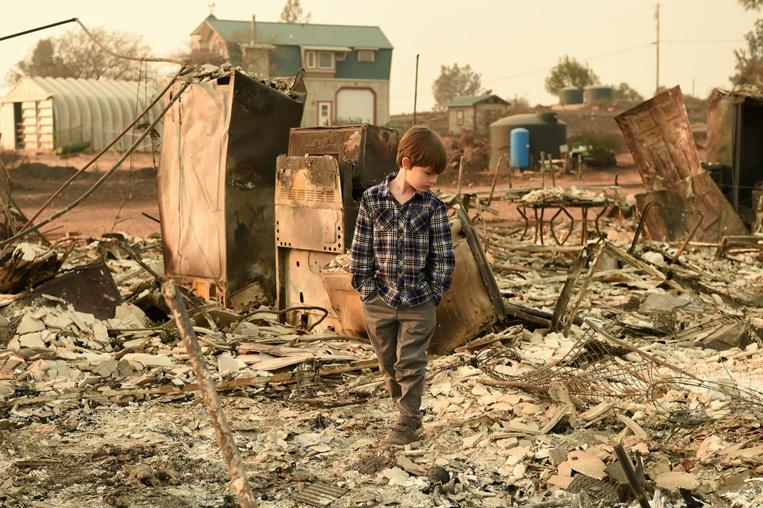 La région de San Francisco paralysée par la pollution due aux incendies