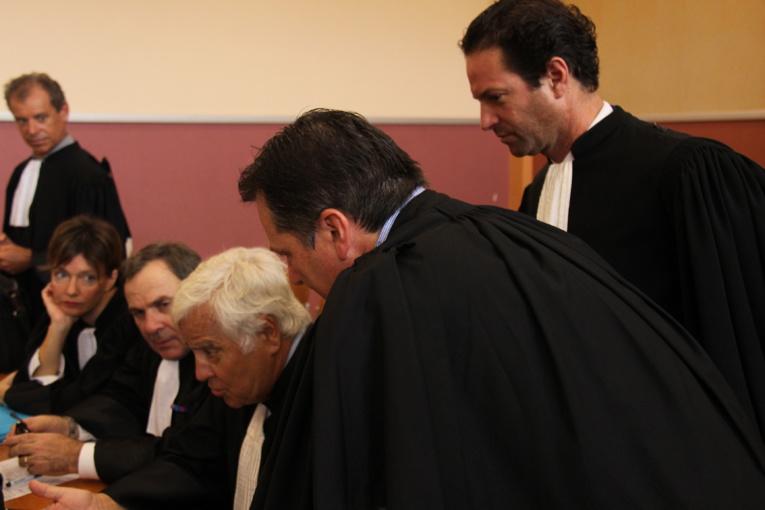 Chambre de l'instruction : l'affaire Haddad Flosse renvoyée au 24 avril 2019