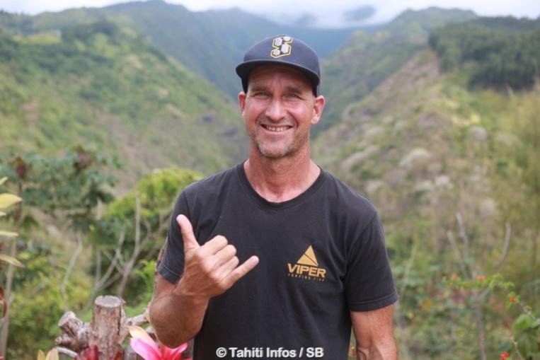 Mike Stewart, légende du bodyboard