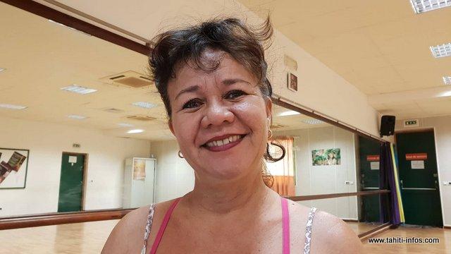 Vanina Ehu endosse, pour la 14è année, le rôle de présidente du jury.