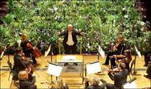 Le Royal Philharmonic de Londres joue pour faire pousser les plantes