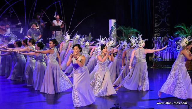 Hura Tapairu : les groupes étrangers ouvrent la compétition