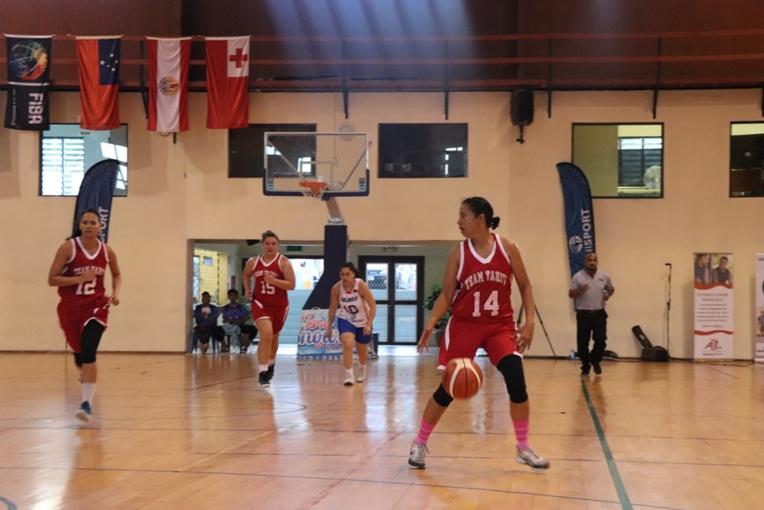 Nos filles ont pu se hisser jusqu'en finale © Fiba.com